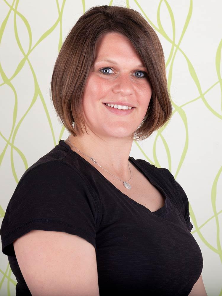 Marina Eberle, Ergotherapeutin