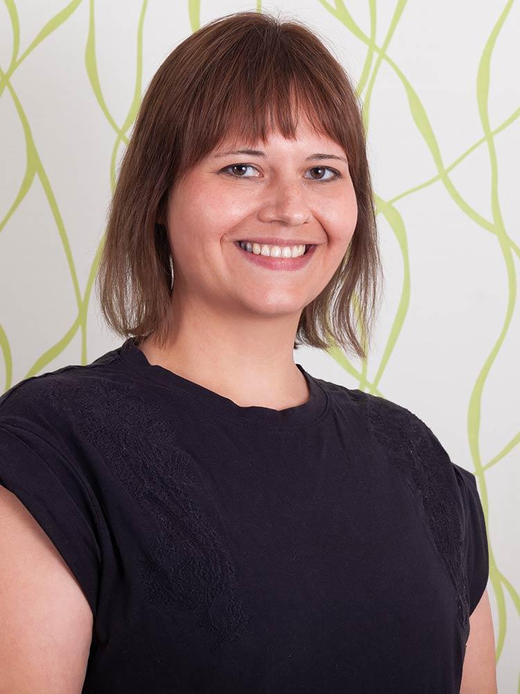Sabine Schenk, Ergotherapeutin Ulm