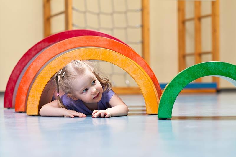 Ergotherapeutische Arbeit im Kindergarten